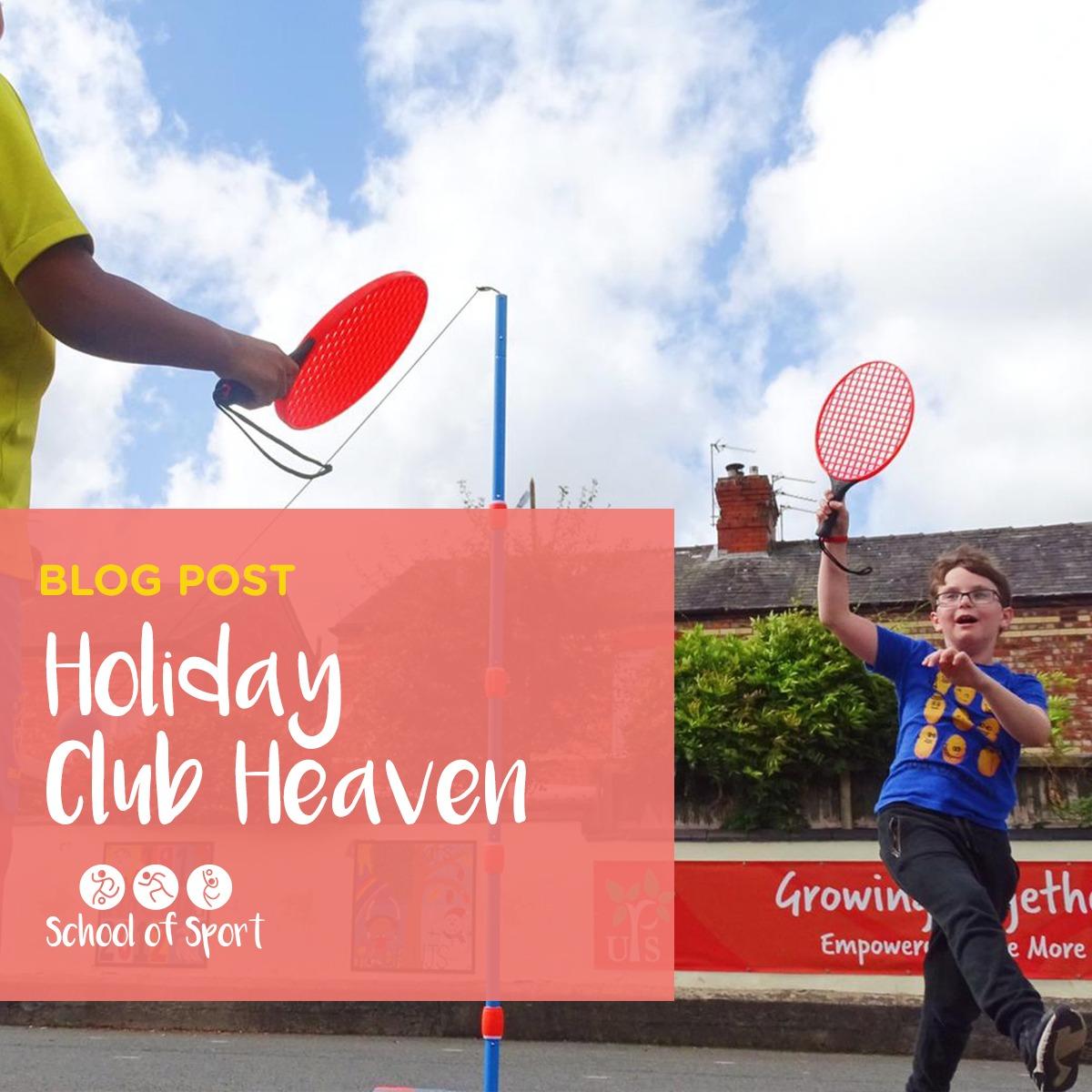 Holiday Club Heaven!